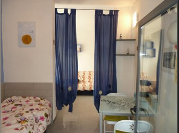 EasyStanza IT - Gentile  monolocale con bicicletta e lavatrice, Pisa - € 450 al mese