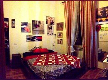 EasyStanza IT - Stupenda singola accesso privato al bagno x studentesse Luiss/Erasmus - Roma Centro, Roma - € 500 al mese