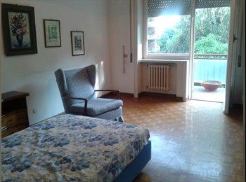 EasyStanza IT - STANZA SINGOLA/DOPPIA CON BAGNO METRO A CIPRO - Roma Centro, Roma - € 550 al mese