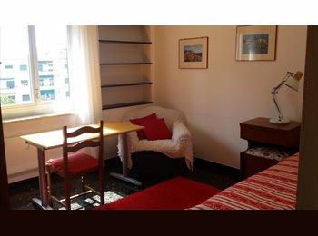 EasyStanza IT - GRANDE STANZA SINGOLA A BOCCADASSE, Genova - € 340 al mese