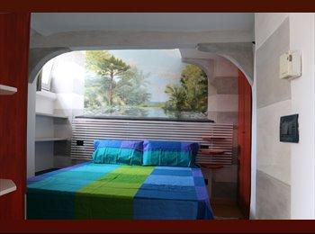 EasyStanza IT - Affitto appartamentino luminosissimo, Genova - € 450 al mese