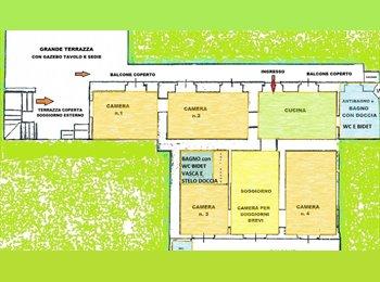 Piazza Vittorio - appartamento attico con terrazza -...