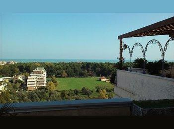 EasyStanza IT - Appto panoramico attico colle Pineta!  - Pescara, Pescara - € 600 al mese