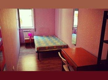 Camere Singole zona Tiburtina 5 minuti Sapienza e metro B