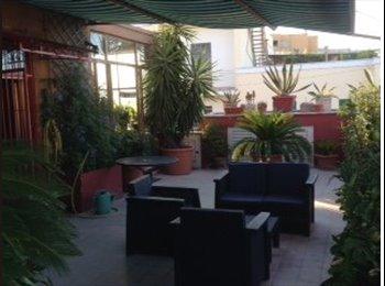 EasyStanza IT - AFFITTO CAMERA ATTICO PER STUDENTI - Bologna-Nomentano, Roma - € 500 al mese