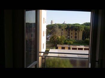 EasyStanza IT - Appartamento con tre camere a pochi passi dalla Torre, Pisa - € 300 al mese