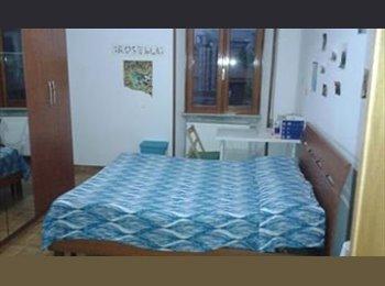 EasyStanza IT - Stanza matrimoniale Via Casilina - Casilino Prenestino, Roma - € 350 al mese