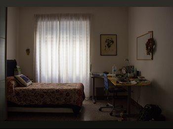 EasyStanza IT - [LIBERA DA GENNAIO 2017] Stanza singola in appartamento con terrazzo zona Metro B1 Sant'Agnese/Annib, Bologna-Nomentano - € 700 al mese
