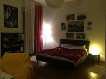 Wonderful big room in the centre of Forli