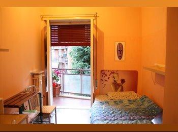 Affittasi camera singola Nuovo Salario - Montesacro