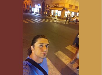 EasyStanza IT - Mohammad Ali Soroush - 24 - Roma