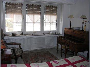 Chambres meublées en colocation dans un appartement...