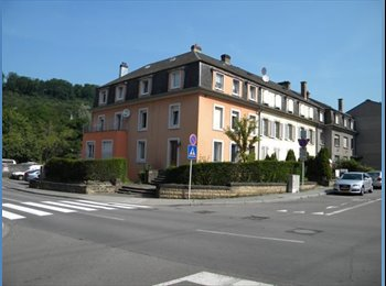 Room very close to Kirchberg and city center