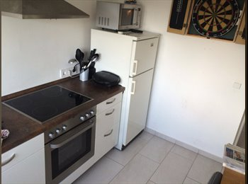 Appartager LU - Fully furnished room in lux-bonnevoie, from 01-July - Luxembourg Ville, Luxembourg - 795 € / Mois