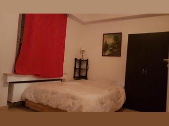 Appartager LU - Studio tout meublé avec sdb /wc séparé, Luxembourg Ville - 870 € / Mois