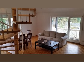 Appartager LU - Last double room beautiful duplex wooden floors, Luxembourg - 710 € / Mois