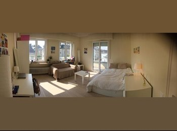 Appartager LU - Room with terrace in Limpersberg - Luxembourg Ville, Luxembourg - 995 € / Mois