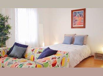 Appartager LU - 1 chambre agréable et spacieuse  disponible à Luxembourg ville (16m²) à 750€, Luxembourg - 750 € / Mois