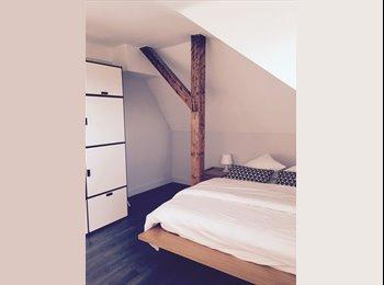 Appartager LU - Belle chambre spacieuse en plein centre ville , Luxembourg - 850 € / Mois