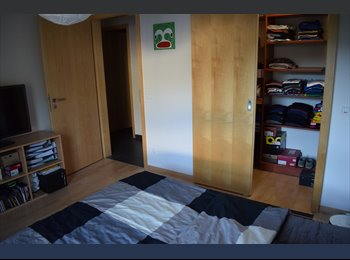 Appartager LU - 15qm-Zimmer in 3er-WG in Stadtnähe, Luxembourg - 770 € / Mois