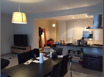 Appartager LU - Appart 2 chambres / 90m^2 / Ideal Coloc ou Couple, Luxembourg - 1 550 € / Mois