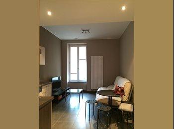 Appartement +/-50m carrés - à partir du 01/04/2017