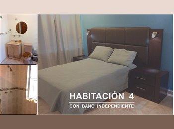 CompartoDepa MX - BONITO CUARTO AMUEBLADO - Delegación Centro Histórico, Querétaro - MX$3,000 por mes