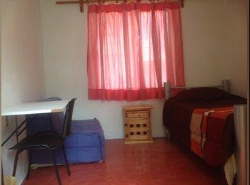 CompartoDepa MX - SAN FERNANDO Habitación amueblada - Tlalpan, DF - MX$3,200 por mes