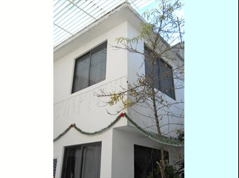 Habitaciones amuebladas y servicios basicos incluidos desde...