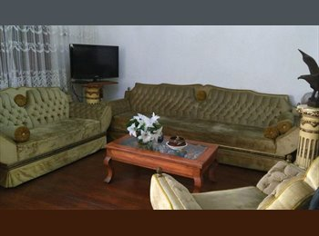 CompartoDepa MX - Hospedate en una Casa tipo Provensal - Cuauhtémoc, DF - MX$2,500 por mes