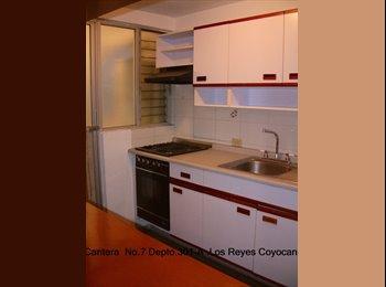 Rento  1 habitación cerca de UNAM-CU