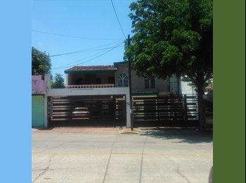 CompartoDepa MX - COMPARTO CASA AMUEBLADA - Culiacán, Culiacán - MX$1,700 por mes