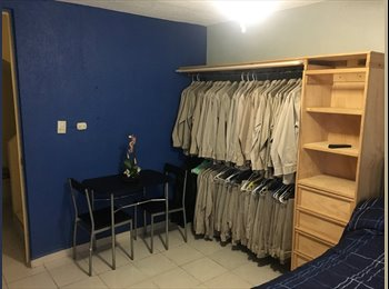 CompartoDepa MX - Cuarto Para Estudiante y/o Trabajadores En Coatzacoalcos, Coatzacoalcos - MX$3,000 por mes