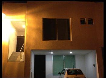 CompartoDepa MX - Rento 2 habitaciones- 5 min ITESM o FLEX Norte - Zapopan, Guadalajara - MX$3,700 por mes