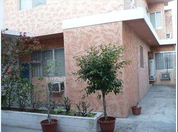 CompartoDepa MX - Rento cuartos amueblados con todos los servicios - Tampico, Tampico - MX$2,500 por mes