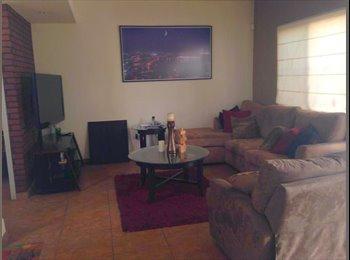 CompartoDepa MX - comparto casa  amueblada. - Mexicali, Mexicali - MX$3,500 por mes