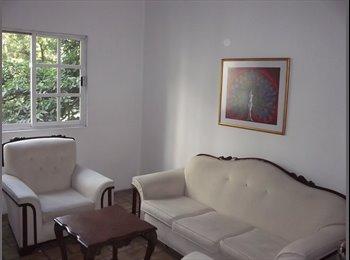 Amplia y tranquila habitación en Polanco
