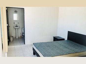 CompartoDepa MX - Suite para profesionista | Baño privado & Servicios Incluidos - Cholula, Cholula - MX$3,200 por mes