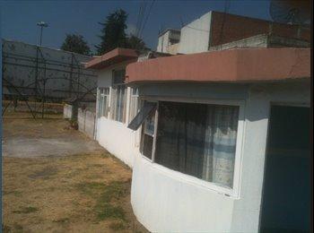 CompartoDepa MX - cuartos en renta para estudiantes - Tlaxcala, Tlaxcala - MX$1,100 por mes