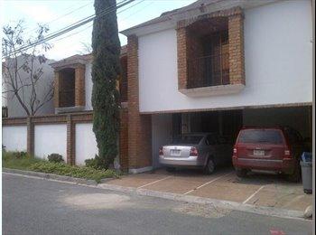 CompartoDepa MX - RENTO 1 CUARTO EN SAN PEDRO-VALLE - San Pedro - Valle, Monterrey - MX$2,825 por mes