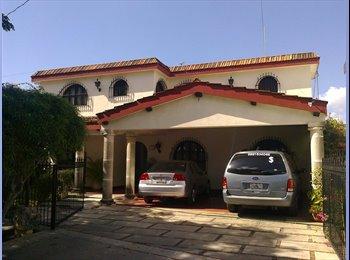 CompartoDepa MX - ofrezco cuarto compartido al norte de la ciudad, Mérida - MX$2,800 por mes