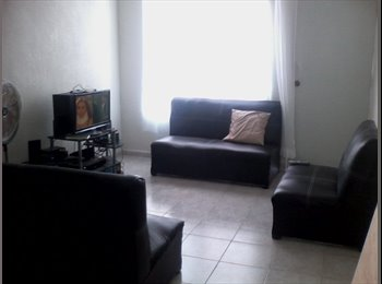 COMPARTO CASA, 1 RECAMARA DISPONIBLE, PLAYA DEL CA