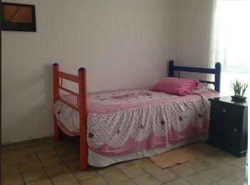 CompartoDepa MX - Rento habitación cofortable, Guadalajara - MX$2,500 por mes