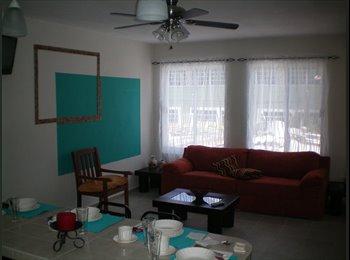CompartoDepa MX - Rento habitación amueblada a Profesionista, Tampico - MX$4,000 por mes