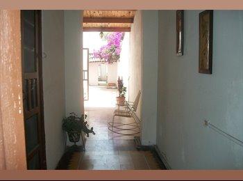 CompartoDepa MX - habitaciones individuales - Centro de Monterrey, Monterrey - MX$3,000 por mes