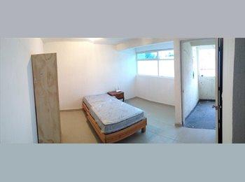 CompartoDepa MX - CUARTO ZONA SUR CERCA DE VAQUERITOS - Xochimilco, DF - MX$2,500 por mes