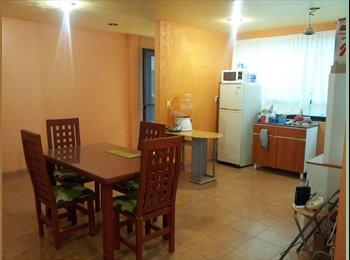 CompartoDepa MX - Habitación Individual Ciudad Universitaria UNAM - Coyoacán, DF - MX$2,250 por mes