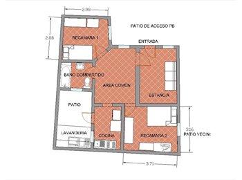 CompartoDepa MX - Condesa, Habitación disponible!! - Cuauhtémoc, DF - MX$4,500 por mes