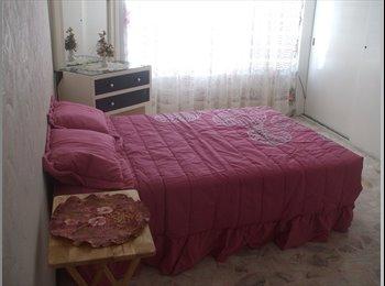 CompartoDepa MX - Rento Habitaciones Amuebladas para Señoritas, Aguascalientes - MX$1,100 por mes