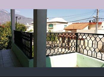 CompartoDepa MX - AMUEBLADO CON SERVICIOS INCLUIDOS, Monterrey - MX$4,500 por mes